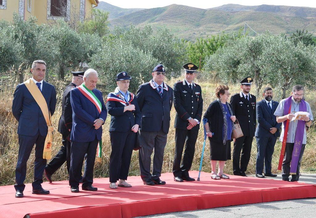 Commemorato il carabiniere Clemente Bovi