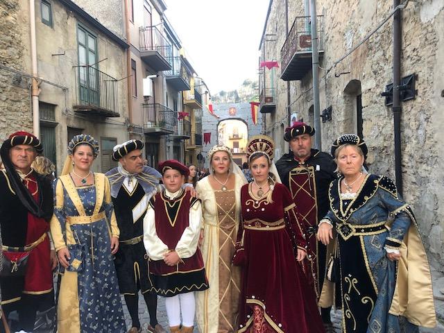 Una serata medievale conclude le manifestazioni estive