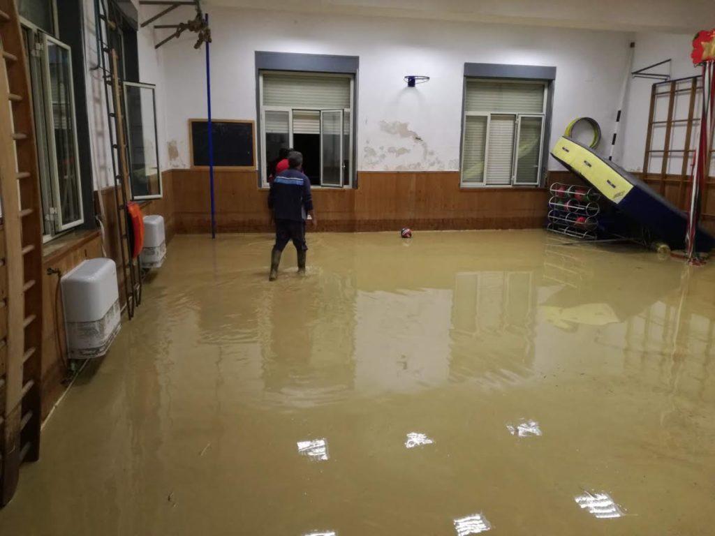 Scuola media: a 10 mesi dall'alluvione riaprono i laboratori
