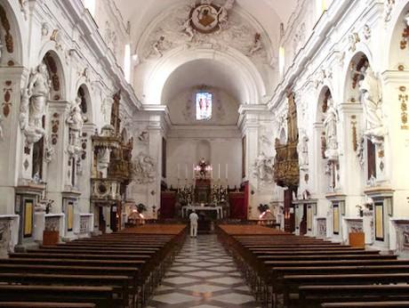 Chiesa e coretto di Sant'Agostino