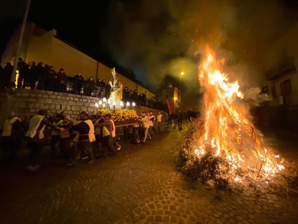 Doppia festa per San Leoluca e la riapertura della Chiesa Madre