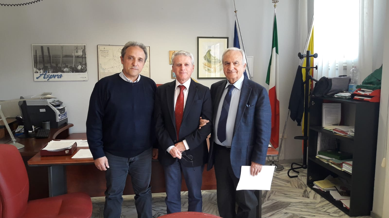 Firmata una convenzione per la cura del verde a Ficuzza