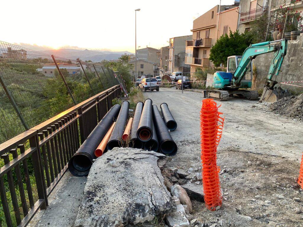 Al via i lavori per la messa in sicurezza del torrente Corleone