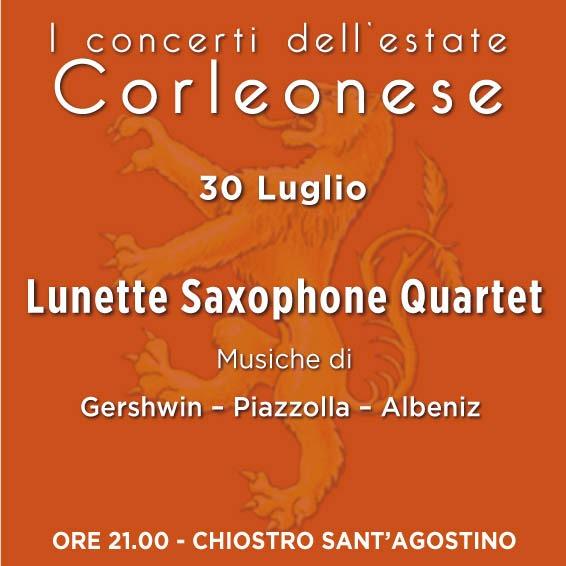 Lunette Saxophone Quartet