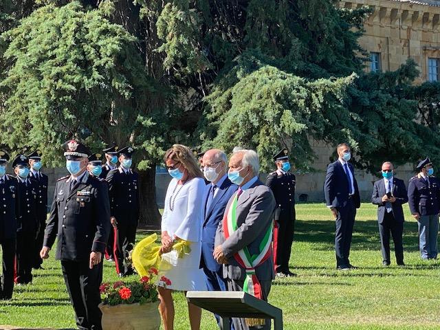 Ficuzza: commemorato il tenente colonnello Giuseppe Russo