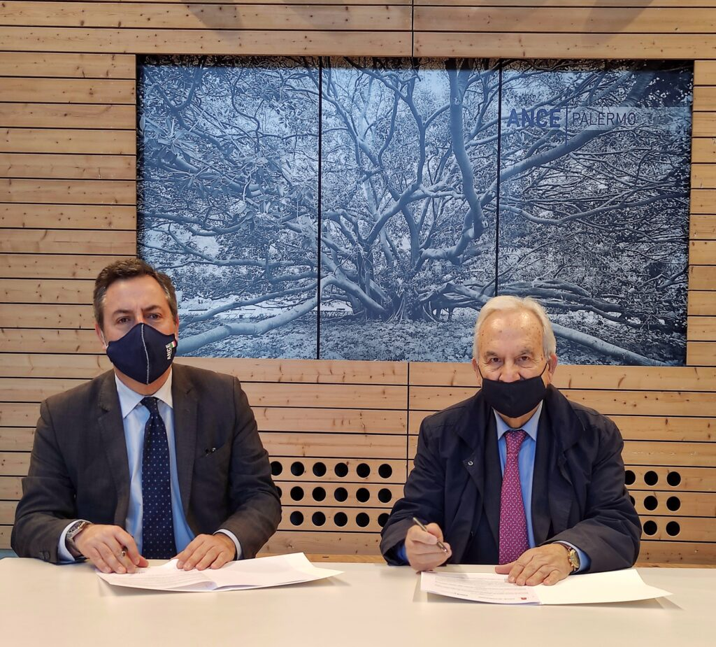 Eco e sismabonus: protocollo d'intesa tra Ance e Comune