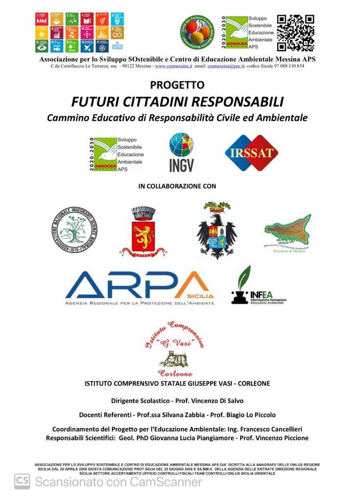 Al via il progetto Futuri Cittadini Responsabili