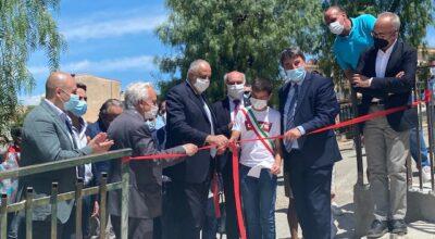 L'assessore Lagalla inaugura un giardino didattico su un terreno comunale abbandonato