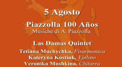 Concerto Las Damas Quintet