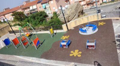 Inaugurato il parco giochi inclusivo in contrada San Marco